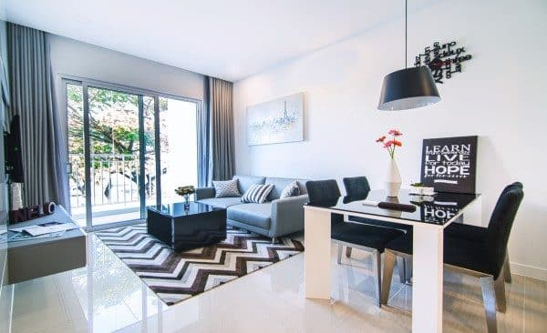 Cho thue Melody Residence Au Co 46