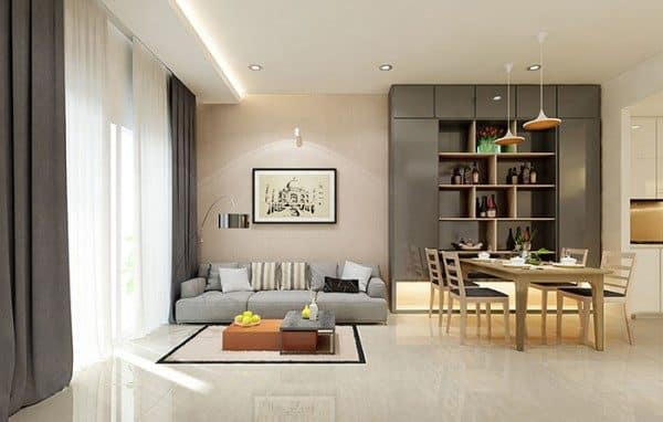 Cho thue Melody Residence Au Co 70 1